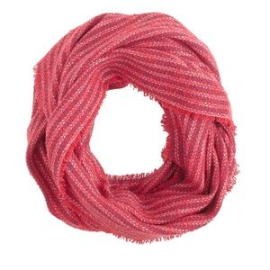 [J. Crew] | Made in Italy Infinity Scarf for sale
